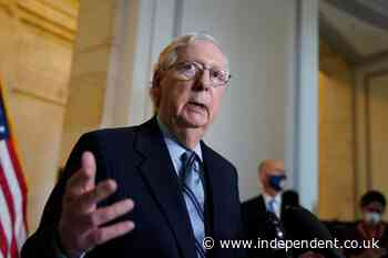 McConnell poised for starring role in voting bill fight