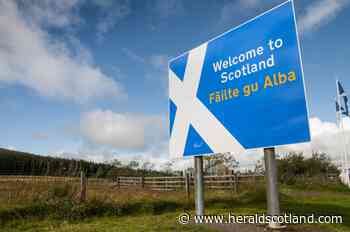 Hard border 'would hurt Scotland more than England' - HeraldScotland
