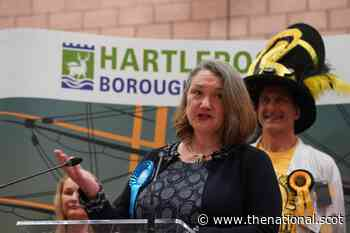 Scotland reacts as Hartlepool goes Conservative: 'We need a lifeboat' - The National