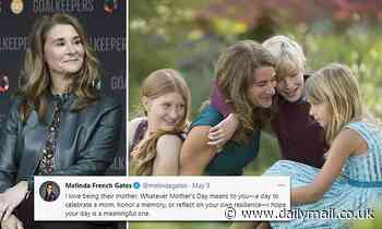 Melinda Gates poses without Bill and hails mothers' 'resilience' in first post since divorce news