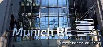 Investment des Tages: Munich-Re-Aktie: Gute Bonus-Chance am 200-Tage-Durchschnitt - Börse Online