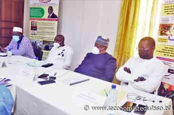 Session extraordinaire de la reunion du bureau du Conseil National du Patronat Burkinabè (CNPB) - leconomistedufaso.bf