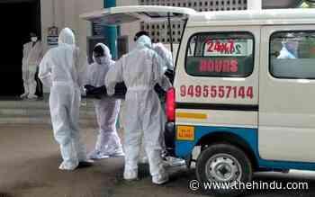 Coronavirus | India records 3,493 new deaths - The Hindu