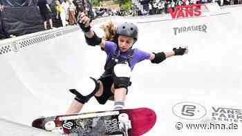 Skateboard: 13-jährige Lilly Stoephasius will zu Olympischen Spielen 2021 in Tokio - HNA.de