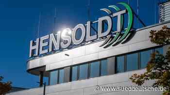 Einstieg der Italiener treibt Hensoldt-Aktie auf Rekordhoch - Süddeutsche Zeitung
