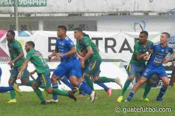 Video | Cobán y Santa Lucía Cotz empataron en un duelo lleno de emociones - Guatefutbol.com