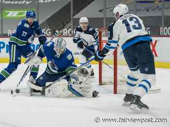 GAME NIGHT: Canucks at Jets - Fairview Post
