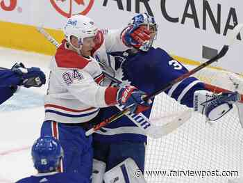 Canadiens squander quick start to fall 3-2 to Leafs - Fairview Post