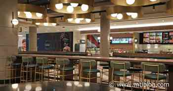 CF Fairview Pointe Claire Just Unveiled Its Brand New Food Court (PHOTOS) - MTL Blog