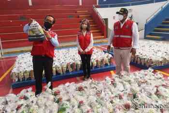 Qali Warma lleva más de 76 t de alimentos a Ancón, Callao, Pachacámac y Santa Rosa - Agencia Andina