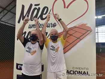 Torneio em homenagem ao Dia das Mães traz jogos empolgantes no Recife Tênis Clube - Folha de Pernambuco