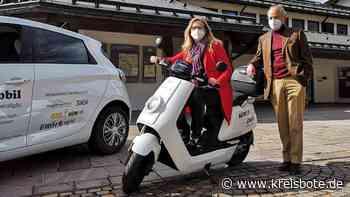 Bad Hindelang testet Elektro-Autos im Carsharing - Kreisbote