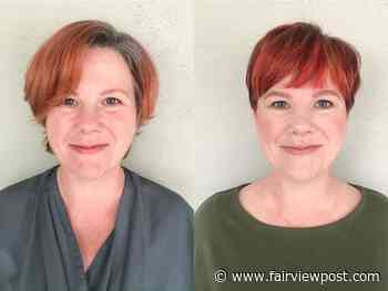 Makeover: A new arrival gets adventurous - Fairview Post