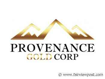 Provenance Gold Reports Additions to Management - Fairview Post