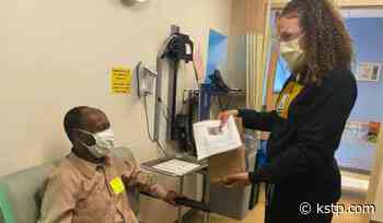 Nurses at M Health Fairview strive to make all patients feel welcomed - KSTP