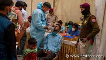 Coronavirus India News Updates: CRPF lost 108 person.. to COVID-19, highest among central forces, shows data - Firstpost