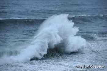 Marinha emite alerta de mau tempo no Litoral Sul potiguar - G1