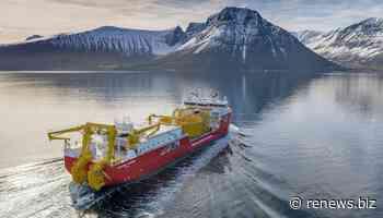 Nexans Aurora undergoes sea trials - reNEWS