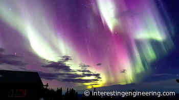 New Type of Aurora Borealis Discovered - Interesting Engineering