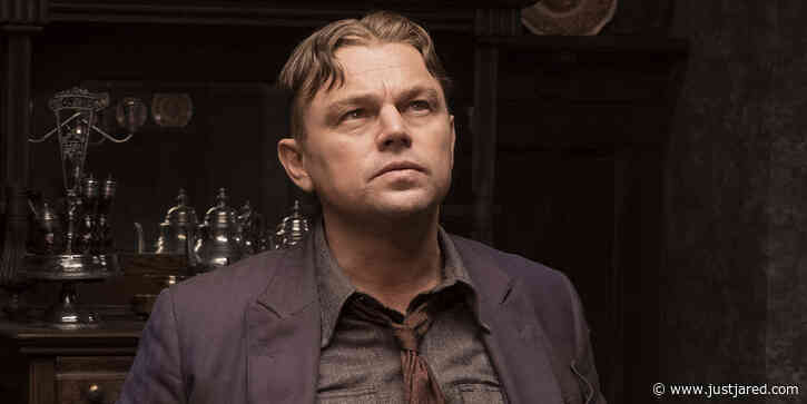 Leonardo DiCaprio Debuts First Look Image From 'Killers of the Flower Moon'