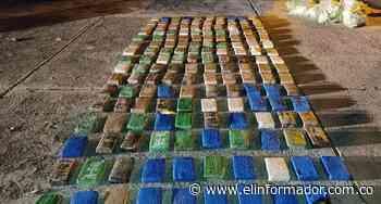 Cae media tonelada de cocaína en el puerto de Santa Marta - El Informador - Santa Marta