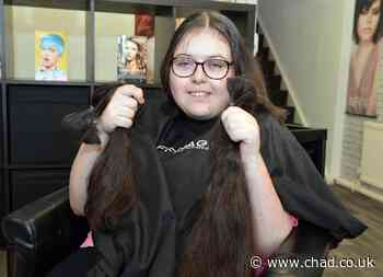 Sutton student is a cut above the rest for children's cancer charity - Mansfield and Ashfield Chad