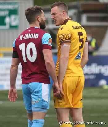 Sutton United 2-0 Weymouth: Terras rue second goal - Dorset Echo