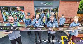 New Co-op convenience store opens in Sutton Coldfield pub car park - Birmingham Live