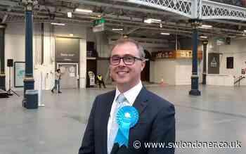 Croydon & Sutton won by Neil Garratt as Conservatives hold - South West Londoner