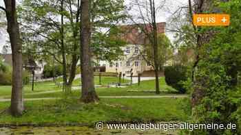 Paare können jetzt auch im Bobinger Schlosspark heiraten - Augsburger Allgemeine