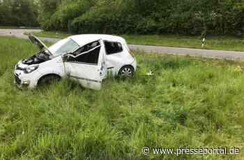 FW-BOT: Verkehrsunfall BAB 31
