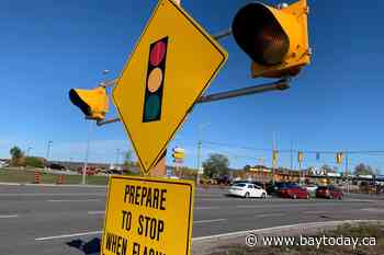 Finally! Seymour St. intersection construction enters final phase Monday - BayToday.ca