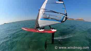 "Vidéo : William Huppert en session windsurf à Dinard, dans ""My home turf"" - windmag.com"