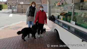 Auchy-les-Mines : au devant des plus fragiles avec son épicerie ambulante - L'Avenir de l'Artois