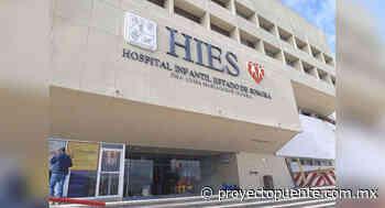 Reportan fallecimiento de menor de edad en Hermosillo, tuvo convulsiones antes de llegar al HIES - Proyecto Puente