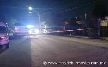 Policías reportan cuerpo sin vida en colonia Pimentel - El Sol de Hermosillo