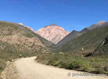 Parque de nieve y hostería: avanza el proyecto turístico de Cerro Punta Negra, en Tunuyán - Diario Jornada Mendoza