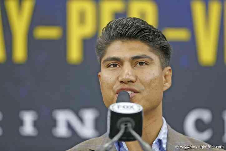 "Mikey Garcia On Canelo Alvarez: ""I Don't Think Anybody Can Beat Him"""