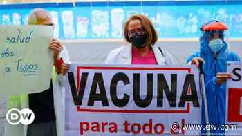 COVID-19: ¿Cómo beneficiaría a América Latina la liberación de patentes? - Deutsche Welle