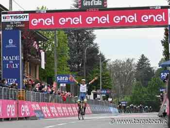 Langhe e Roero fan festa al Giro d'Italia: i passaggi ad Alba e Guarene, l'arrivo a Canale [FOTOGALLERY E VIDEO] - TargatoCn.it
