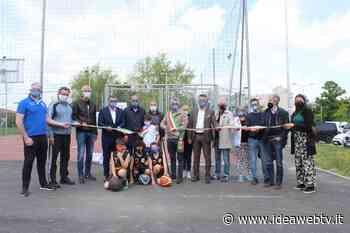 Alba: aprono i campi di beach volley e basket al Centro H-Zone - IdeaWebTv