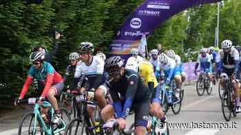 In attesa della maglia rosa da Alba è partita la tappa del Giro E - La Stampa