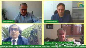 """Enzo Alaia e Carlo Iannace al webinar di Alba Futura: """"Priorità alla medicina del territorio"""" - Retesei"""