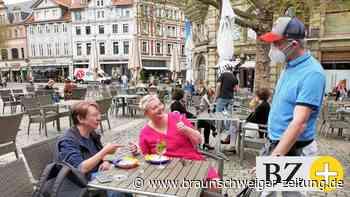 So geht's in Braunschweig: Schnelltest, Café und Shoppingtour