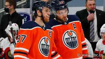 No rest for NHL points leader McDavid, Draisaitl in final week of regular season