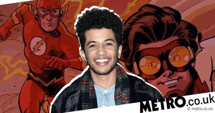 The Flash: First photos of Jordan Fisher as Impulse have just surfaced