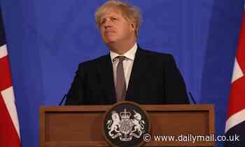 Boris Johnson hints domestic Covid passports plan could be DROPPED