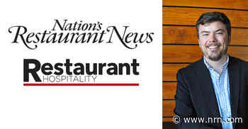Sam Oches named Editorial Director, Editor in Chief of Nation's Restaurant News and Restaurant Hospitality