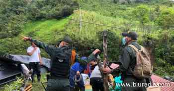Familias que se desplazaron de antiguo ETCR en Ituango ya están en otro territorio - Blu Radio