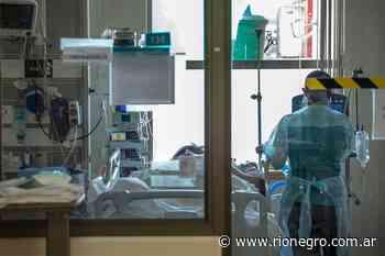 Coronavirus en Argentina: se registraron otras 496 muertes y creció la internación en Terapia - Diario Río Negro